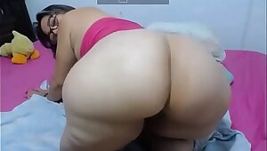 Obese Butt MILF Granny on burnish apply Prowl - www.camsvideo.ga