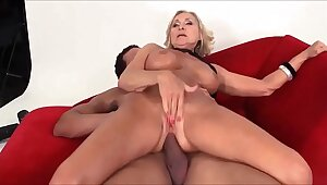 BRITISH GRANNY ASS-FUCKED