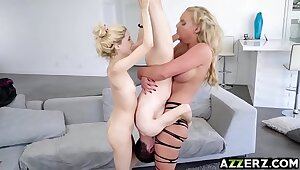 Hot robber Phoenix sex chore with Piper and Jordi