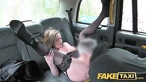 Fake Taxi Swinger Business MILF mating tape