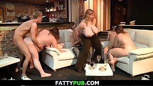 Estimable party sex with fat party girls